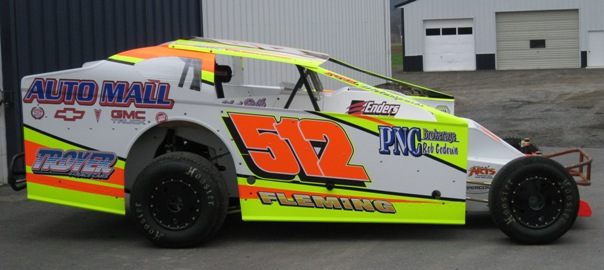 Troyer Race Cars: 2007 Season Preview Photos On South Jersey Dirt Racing
